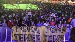Artistas de Belo Horizonte não abaixam a cabeça perante o golpe