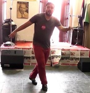 O sapateado de Ivo Venerotti nos salões do Jornal Inverta, rumo aos 25 anos!