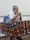 Palestra do escritor angolano Pepetela sobre a sua obra