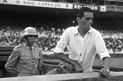 Semana João Saldanha na ABI sobre os seus 100 anos