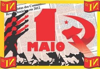 O significado vivo do 1º de Maio de 1886 em 2012