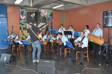 Orquestra da AMA/ABC se apresenta