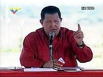 Chávez congela relações com Colômbia após perder a confiança no governo de Uribe.