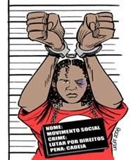 Criminalização da vida