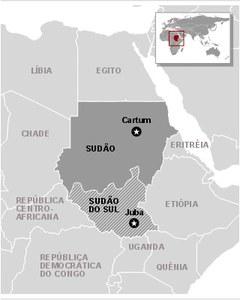 Os interesses imperialistas presentes na partilha do Sudão