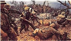 Graças a seu papai, George W. Bush não enfrentou os horrores do Vietnã