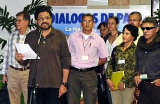 A busca pela paz com justiça social na Colômbia