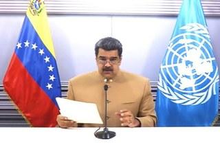 Discurso del presidente Nicolás Maduro en la Reunión de Alto Nivel para conmemorar el 75° Aniversario de la ONU