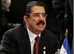 """""""Estou sequestrado à força na Costa Rica"""", denunciou Zelaya"""