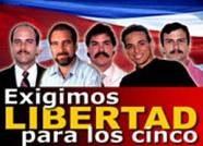 Exigem que cubanos anti-terroristas nos EUA saiam da prisão