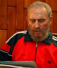 Fidel Castro conclui reflexões sobre o candidato republicano