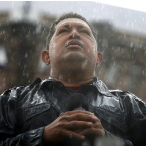 Hugo Chávez: de Sabaneta à história
