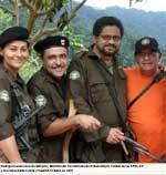 O Retorno de Rodrigo Granda, Guerrilheiro das FARC-EP, às Montanhas da Colômbia