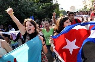 Obama anuncia mudança da política para Cuba