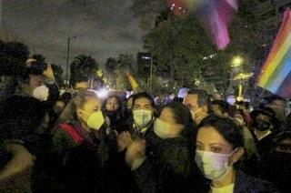 Segundo turno para a esquerda equatoriana