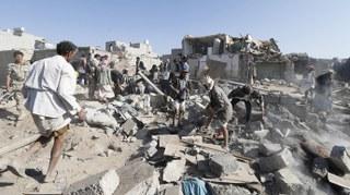 A desastrosa guerra da Arábia Saudita no Iêmen