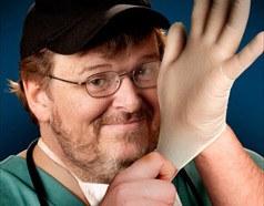 Uma carta de Michael Moore: ' Sicko ' é um choque em Cannes!