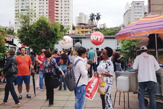 Concentração em Belo Horizonte