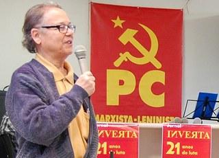 Há um ano do falecimento de Waldemiro Pereira da Silva, presidente do Conselho do PCML
