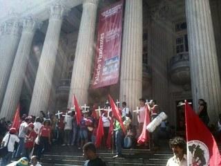 Abril Vermelho: Homenageado MST relembra os tombados em Eldorado Carajás