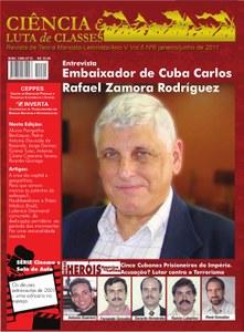 CEPPES lançará dia 31 de março n°6 da Revista C&LC