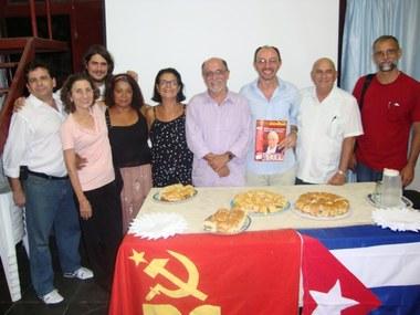 CEPPES reinaugura biblioteca Arlindo Pinho em data especial para  comunistas brasileiros