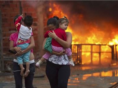 Despejo violento da Ocupação Pinheirinho