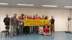Em São Paulo, o CLCT diz não à Redução da Maioridade Penal!