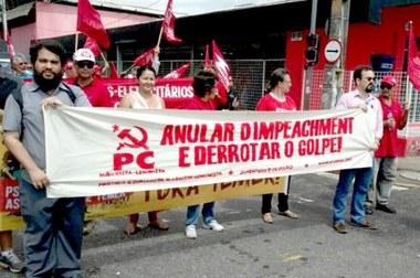 Greve Geral de lutas e mobilizações em Fortaleza