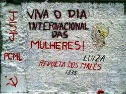 Luiza Malê e o Dia Internacional das Mulheres
