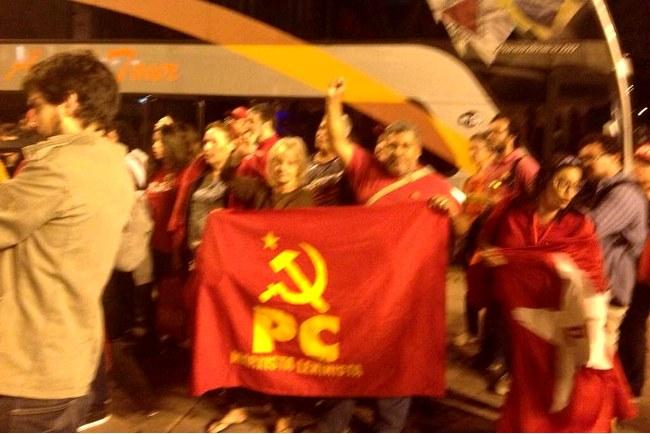 Militantes do PCML - Minas Gerais