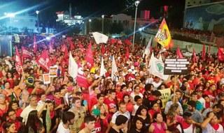 Março em Fortaleza foi contra o golpismo e pela democracia