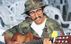 Nota de repúdio à prisão de Julián Conrado, cantor revolucionário e guerrilheiro