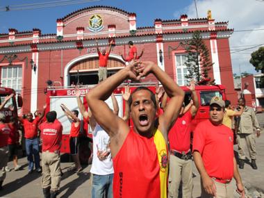 Nota do PCML (Br) em defesa da luta dos bombeiros no Rio de Janeiro