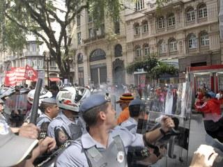 O 1º de maio em São Paulo