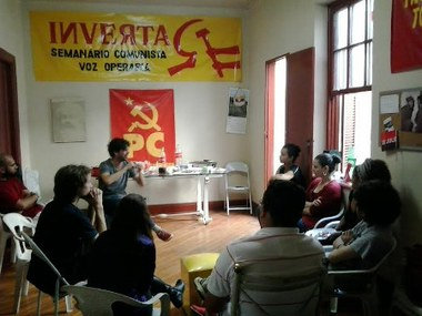 São Paulo comemora os 23 anos de INVERTA - Voz Operária!
