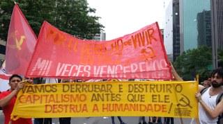 São Paulo de pé contra o Golpe Neoliberal!