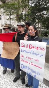 SP: Golpe no Paraguai é condenado
