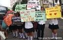 Todo apoio às ocupações estudantis!