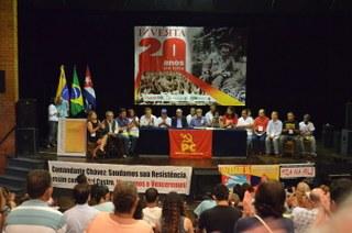 Viva os 20 anos de luta do Jornal INVERTA! Jornal Pra Verdade