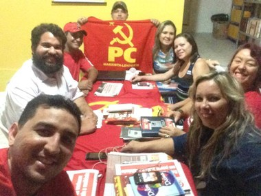 Posição Eleitoral do PCML em 2014 no Ceará