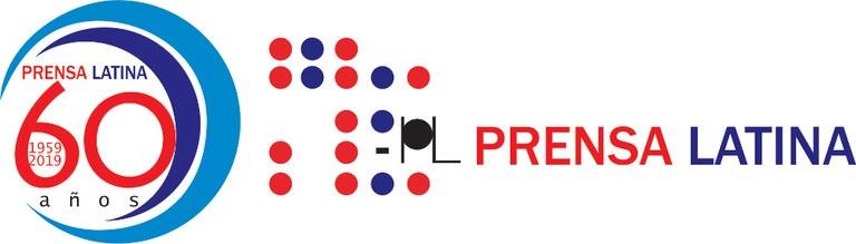 Prensa Latina - logo
