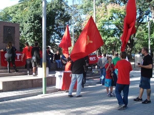Primeiro de Maio em Pelotas/RS