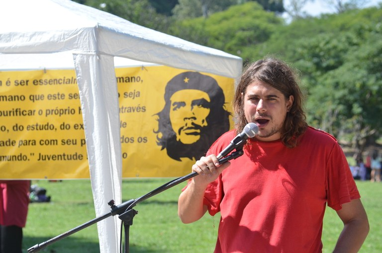 Rafael da Inverta Cooperativa abre atividade no RIo de Janeiro