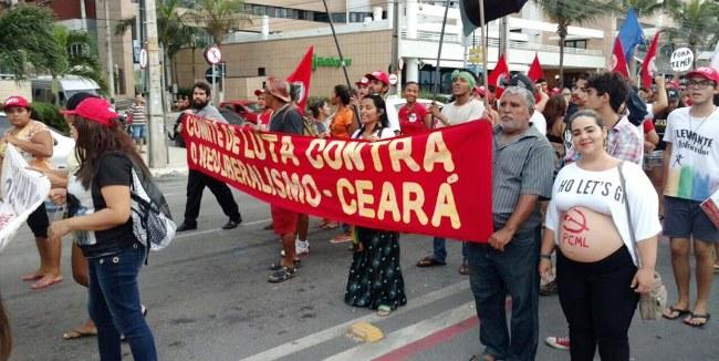 1 de Maio 2017 em Fortaleza