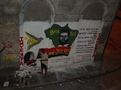 Mural da Juventude 5 de Julho