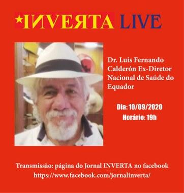 Inverta entrevista Dr Luiz Fernando Calderón - Equador