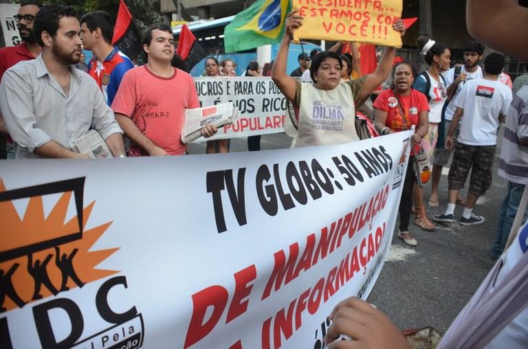Jornal Inverta na luta pela democratização da comunicação