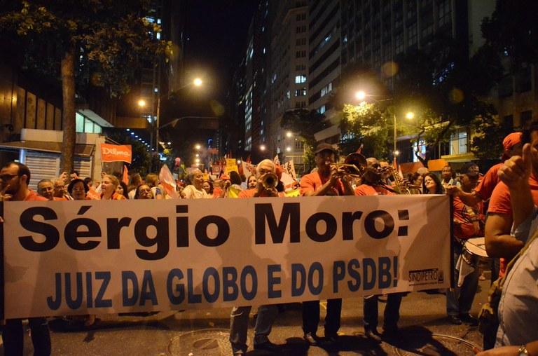 O imperialismo se utiliza do judiciário para desestabilizar o Brasil