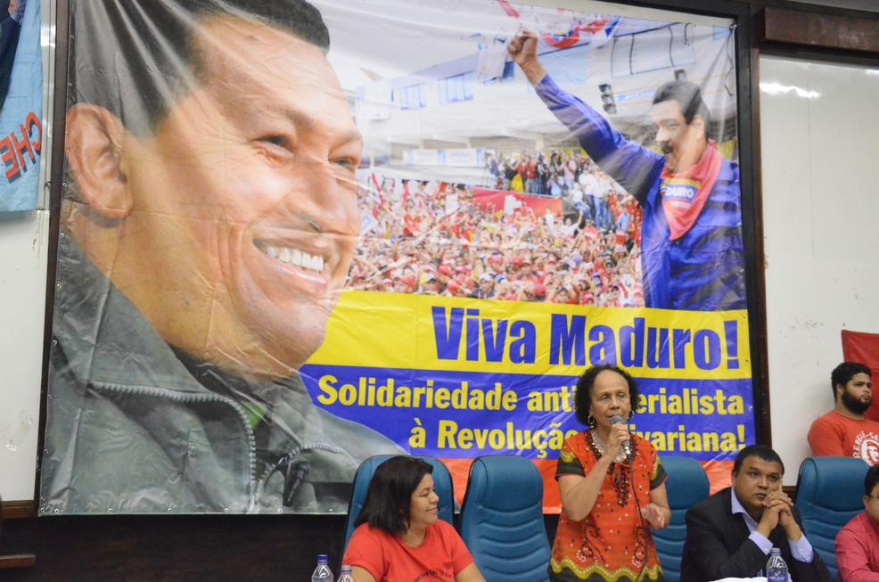 A vitória da Venezuela é uma vitória de toda a América Latina